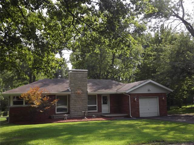 97 Rosewood Ln, East Alton, IL 62025 (#19069564) :: RE/MAX Professional Realty