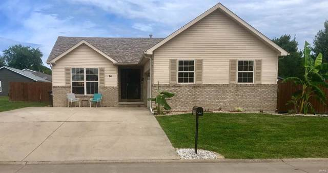 14 Doe, Moro, IL 62067 (#19069606) :: Holden Realty Group - RE/MAX Preferred