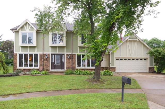 148 Rhinegarten Drive, Florissant, MO 63031 (#19069626) :: Realty Executives, Fort Leonard Wood LLC