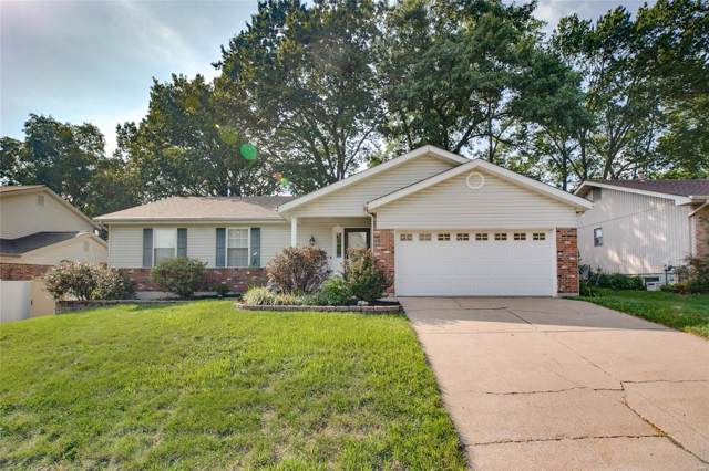 6509 Suson Oaks Dr, St Louis, MO 63128 (#19069629) :: The Becky O'Neill Power Home Selling Team