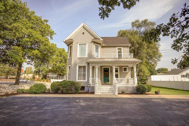 415 E Vandalia Street, Edwardsville, IL 62025 (#19069636) :: Hartmann Realtors Inc.