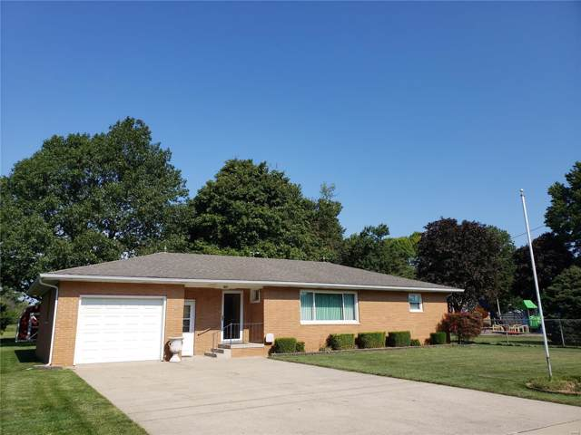 311 N Mcgown Street, RAYMOND, IL 62560 (#19069645) :: Fusion Realty, LLC
