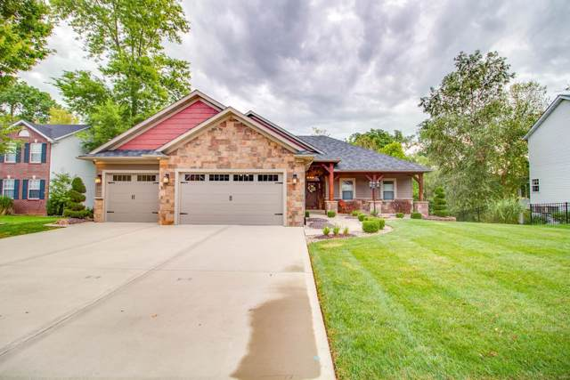 128 Chattanooga Court, Edwardsville, IL 62025 (#19069673) :: Fusion Realty, LLC