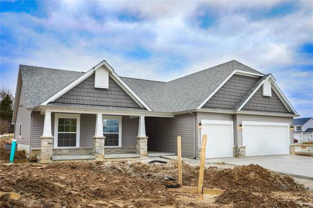308 Matthew Joseph Lane Lot 7, Eureka, MO 63025 (#19069688) :: The Becky O'Neill Power Home Selling Team