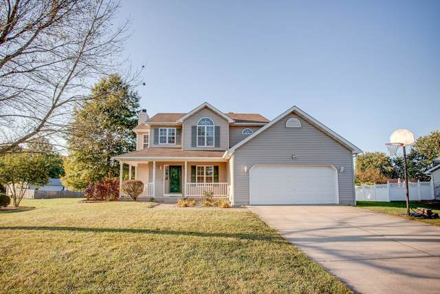 212 Jo Mar Avenue, Smithton, IL 62285 (#19069727) :: The Becky O'Neill Power Home Selling Team