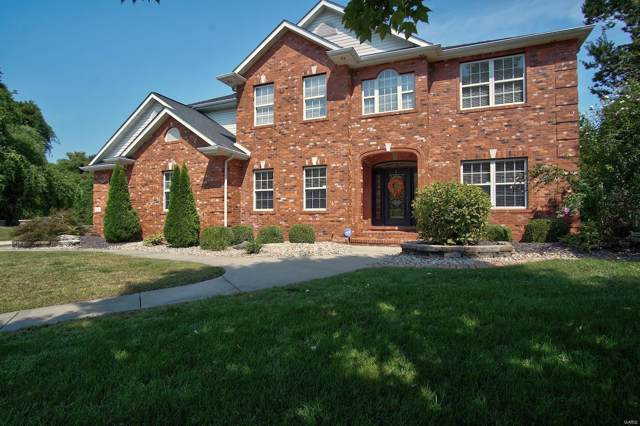 13 Timberwood Drive, Maryville, IL 62062 (#19069757) :: Clarity Street Realty