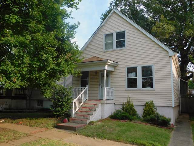 4135 Burgen Avenue, St Louis, MO 63116 (#19069789) :: Matt Smith Real Estate Group