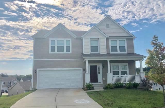 3334 Grace Hill Dr, Lake St Louis, MO 63367 (#19069791) :: Matt Smith Real Estate Group