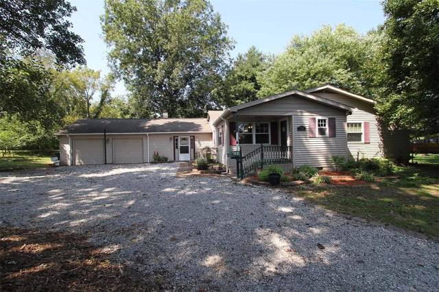 201 S 37th Street, Belleville, IL 62226 (#19069793) :: Holden Realty Group - RE/MAX Preferred