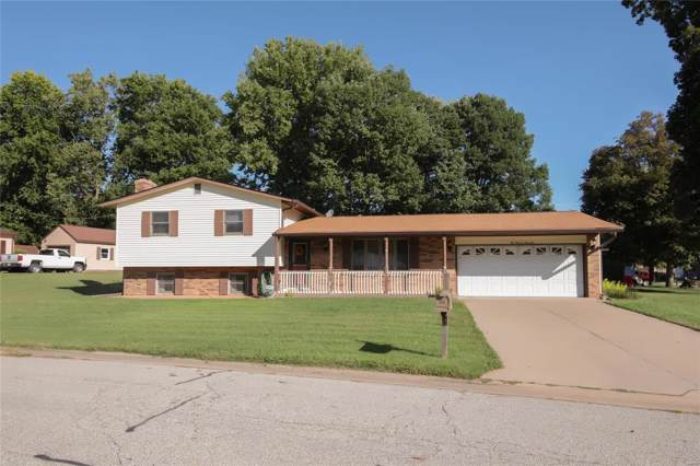 417 Anita Drive, Fairview Heights, IL 62208 (#19069804) :: Holden Realty Group - RE/MAX Preferred