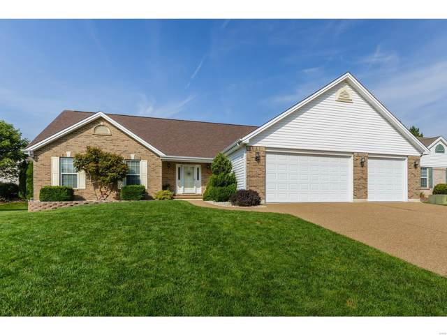 633 Castlebrook Drive, Saint Peters, MO 63376 (#19069817) :: Clarity Street Realty