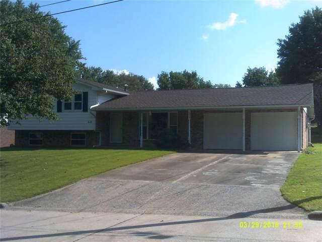 609 Randy Drive, Jackson, MO 63755 (#19069879) :: The Becky O'Neill Power Home Selling Team