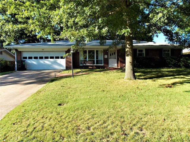 37 Dorchester Drive, Belleville, IL 62223 (#19069891) :: The Kathy Helbig Group