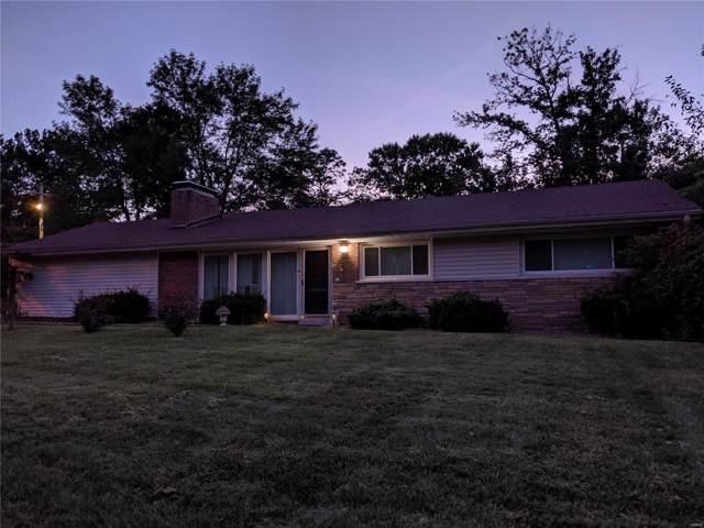8400 Louwen Drive, St Louis, MO 63124 (#19069928) :: Kelly Hager Group   TdD Premier Real Estate