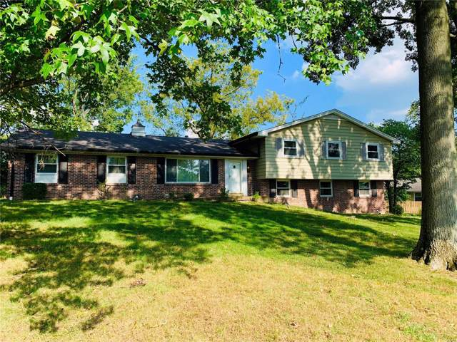 9911 Southwick Drive, St Louis, MO 63128 (#19069945) :: Holden Realty Group - RE/MAX Preferred