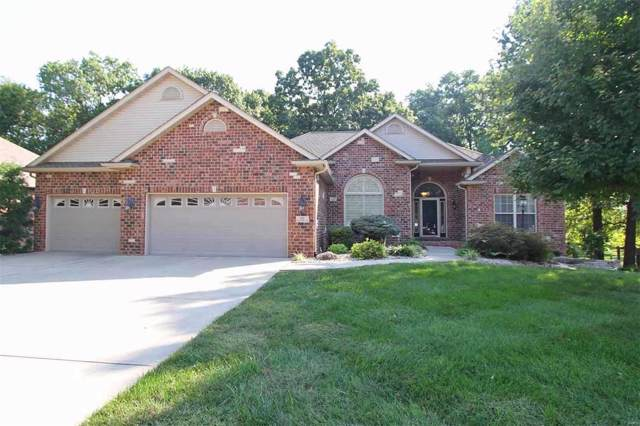 15 Seasons Ridge Court, Maryville, IL 62062 (#19069954) :: RE/MAX Professional Realty