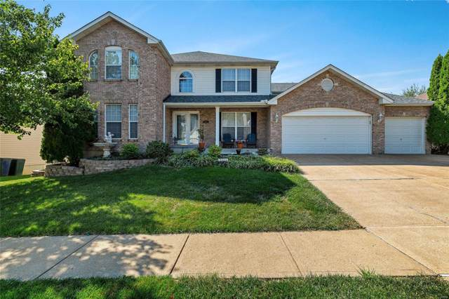 2424 Boardwalk Place, St Louis, MO 63129 (#19069974) :: Kelly Hager Group | TdD Premier Real Estate