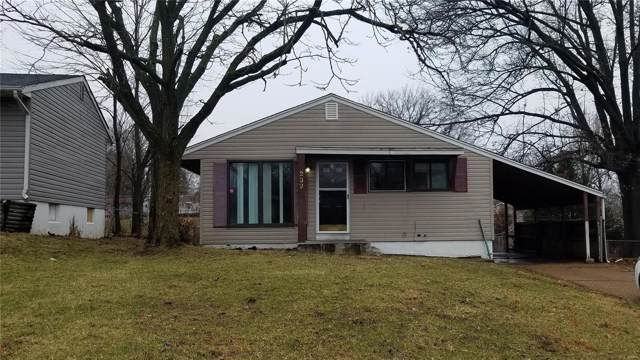 232 Mcalpine Drive, St Louis, MO 63137 (#19069977) :: Holden Realty Group - RE/MAX Preferred