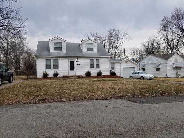 233 Habecking Drive, St Louis, MO 63137 (#19069980) :: Holden Realty Group - RE/MAX Preferred