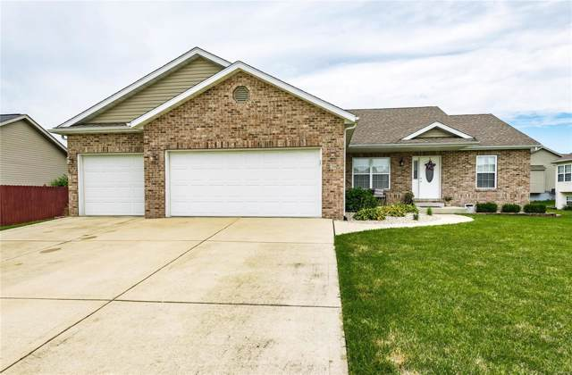 39 Meadowbrooke, Troy, IL 62294 (#19070024) :: Fusion Realty, LLC