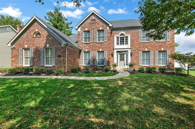17121 Westridge Meadows Drive, Chesterfield, MO 63005 (#19070065) :: St. Louis Finest Homes Realty Group