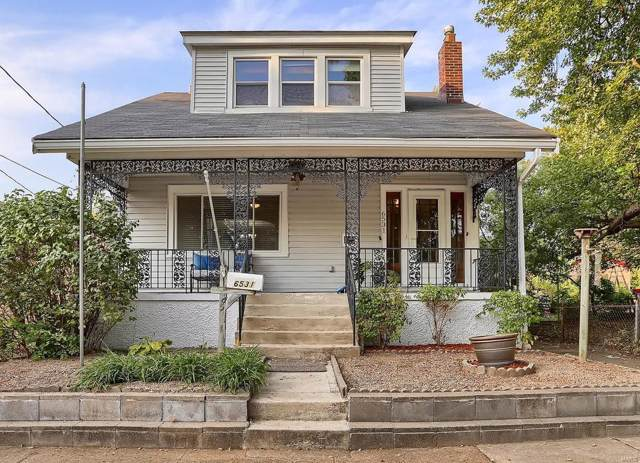 6531 Wise Avenue, St Louis, MO 63139 (#19070082) :: The Becky O'Neill Power Home Selling Team