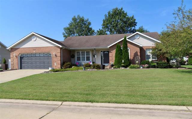 320 Courtland Drive, Highland, IL 62249 (#19070097) :: RE/MAX Professional Realty
