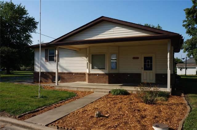 135 E Bridge Street, Nebo, IL 62355 (#19070104) :: Fusion Realty, LLC