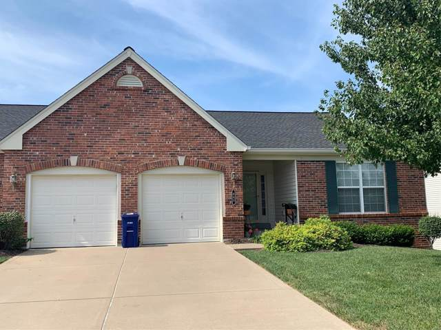 845 Waterford Villas Drive, Lake St Louis, MO 63367 (#19070111) :: Clarity Street Realty