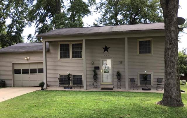 702 Durley, Greenville, IL 62246 (#19070126) :: Sue Martin Team