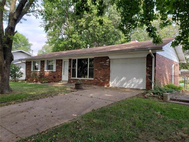 316 Todd, Belleville, IL 62221 (#19070138) :: Fusion Realty, LLC