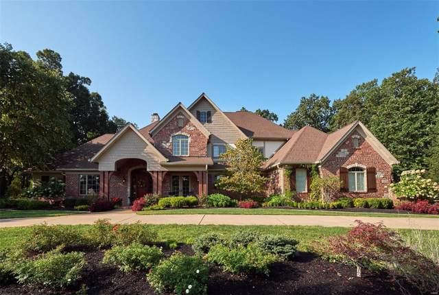 16758 Wills Trace, Wildwood, MO 63005 (#19070172) :: St. Louis Finest Homes Realty Group