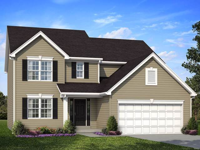 17423 Wyman Ridge Drive, Eureka, MO 63025 (#19070185) :: Kelly Shaw Team