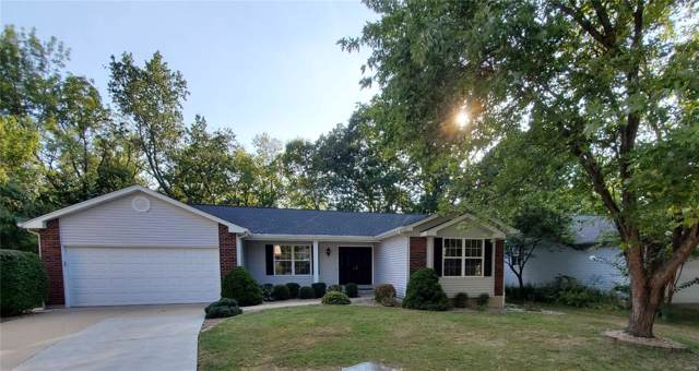 37 Fairfax Drive, Saint Peters, MO 63376 (#19070211) :: Clarity Street Realty