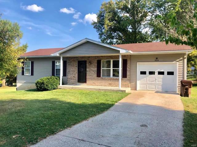 206 Peach Street, Elsberry, MO 63343 (#19070231) :: The Kathy Helbig Group