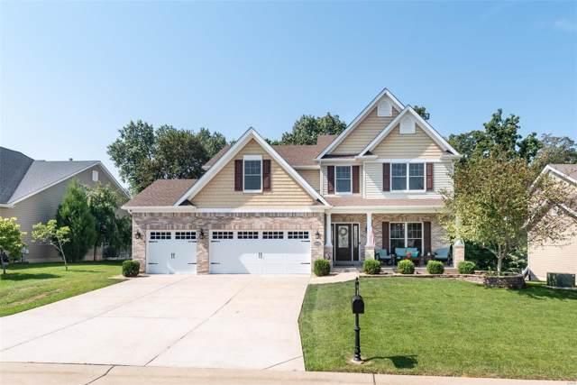 1069 Wyndgate Ridge Drive, Lake St Louis, MO 63367 (#19070244) :: Matt Smith Real Estate Group
