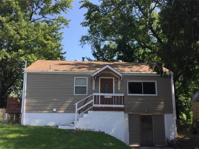 10156 Cloverdale, St Louis, MO 63136 (#19070249) :: Holden Realty Group - RE/MAX Preferred