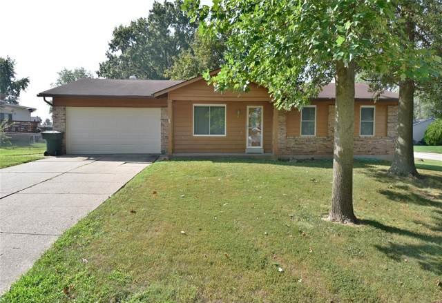 1 Mineral Drive, Saint Peters, MO 63376 (#19070284) :: The Kathy Helbig Group