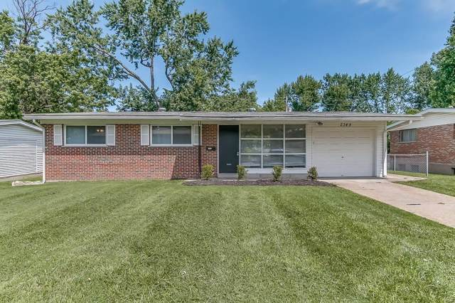 2349 Hallwood, St Louis, MO 63136 (#19070285) :: Holden Realty Group - RE/MAX Preferred
