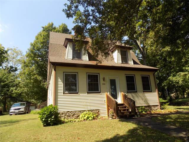 221 N College Street, Arcadia, MO 63621 (#19070307) :: Holden Realty Group - RE/MAX Preferred
