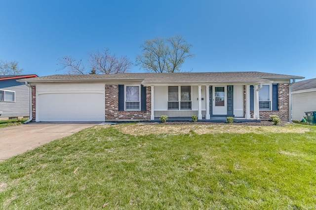 1344 Woodpath, Florissant, MO 63031 (#19070308) :: The Kathy Helbig Group