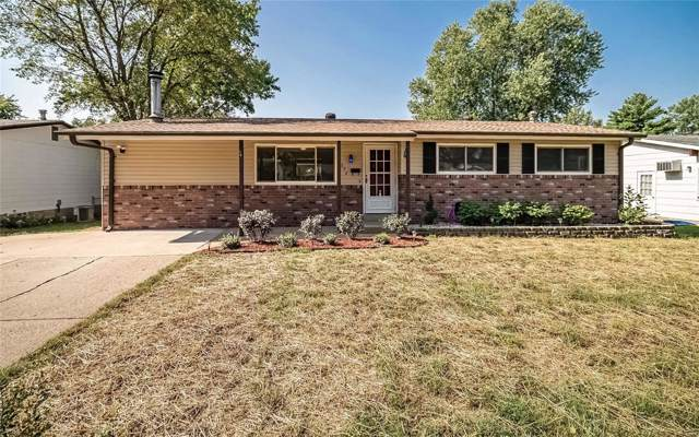1570 Yaqui Drive, Florissant, MO 63031 (#19070310) :: Realty Executives, Fort Leonard Wood LLC