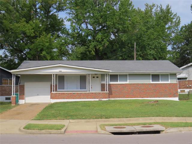 9800 Monarch, St Louis, MO 63136 (#19070353) :: Holden Realty Group - RE/MAX Preferred