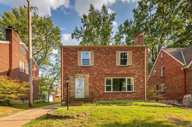 2970 Ridgeview Drive, Bel-nor, MO 63121 (#19070363) :: Clarity Street Realty