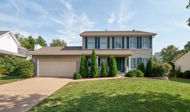 520 Gentle Breeze Dr., Saint Peters, MO 63376 (#19070375) :: The Kathy Helbig Group