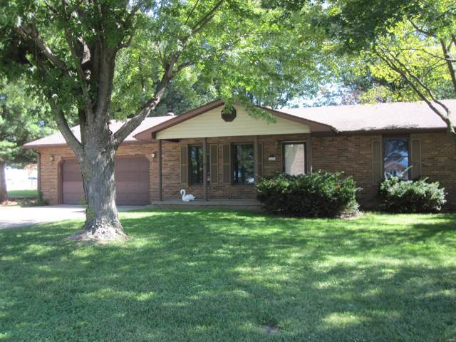 619 N Hickory Street, Jerseyville, IL 62052 (#19070378) :: The Kathy Helbig Group