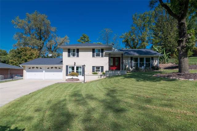 303 Johann Drive, Collinsville, IL 62234 (#19070385) :: The Kathy Helbig Group