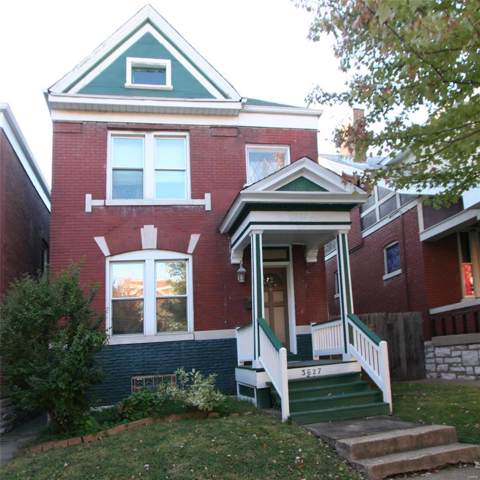 3627 Iowa Avenue, St Louis, MO 63118 (#19070388) :: RE/MAX Vision
