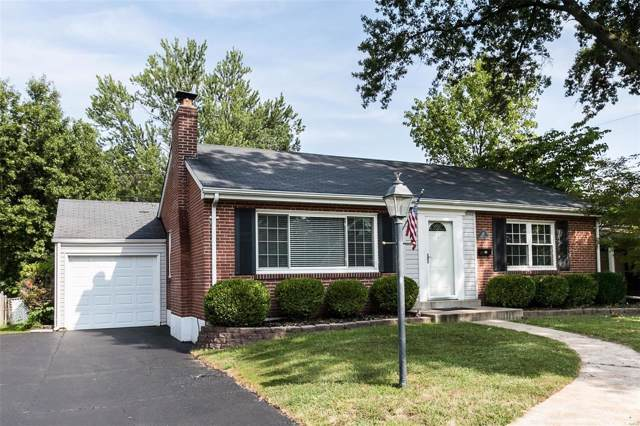 41 W Rose Avenue, Webster Groves, MO 63119 (#19070393) :: Kelly Shaw Team