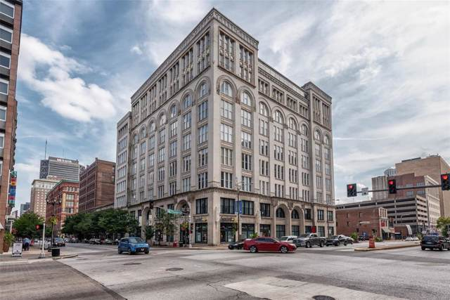 1136 Washington Avenue #408, St Louis, MO 63101 (#19070416) :: RE/MAX Professional Realty